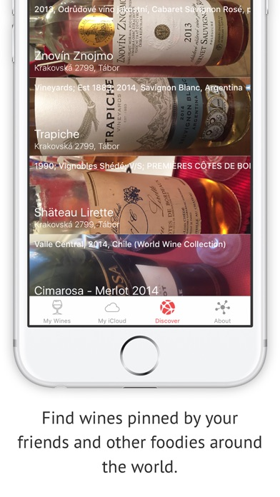 Download Wine - Your Own Wine Guide App