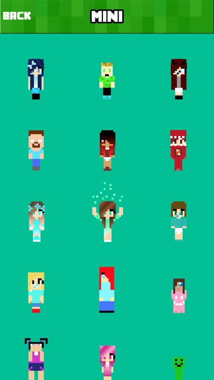 MINI BABY FNAF SKIN Free Skins For Minecraft PE By Nguyen Hung - Skin para minecraft pe baby