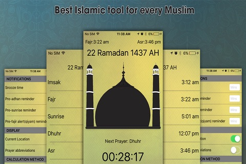 World Pray Times and Azan screenshot 2