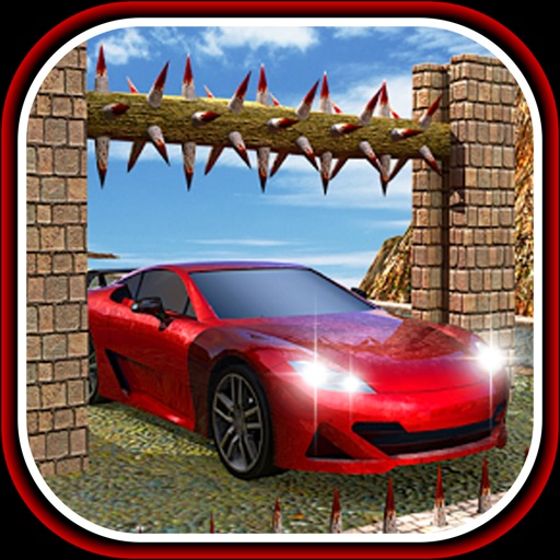 Real Speed Car Stunt Rider Simulator iOS App
