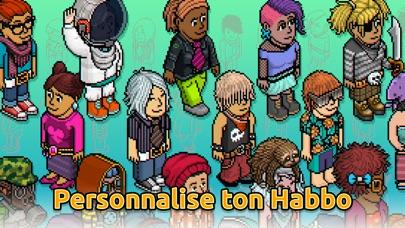 Habbo - Monde VirtuelCapture d'écran de 5