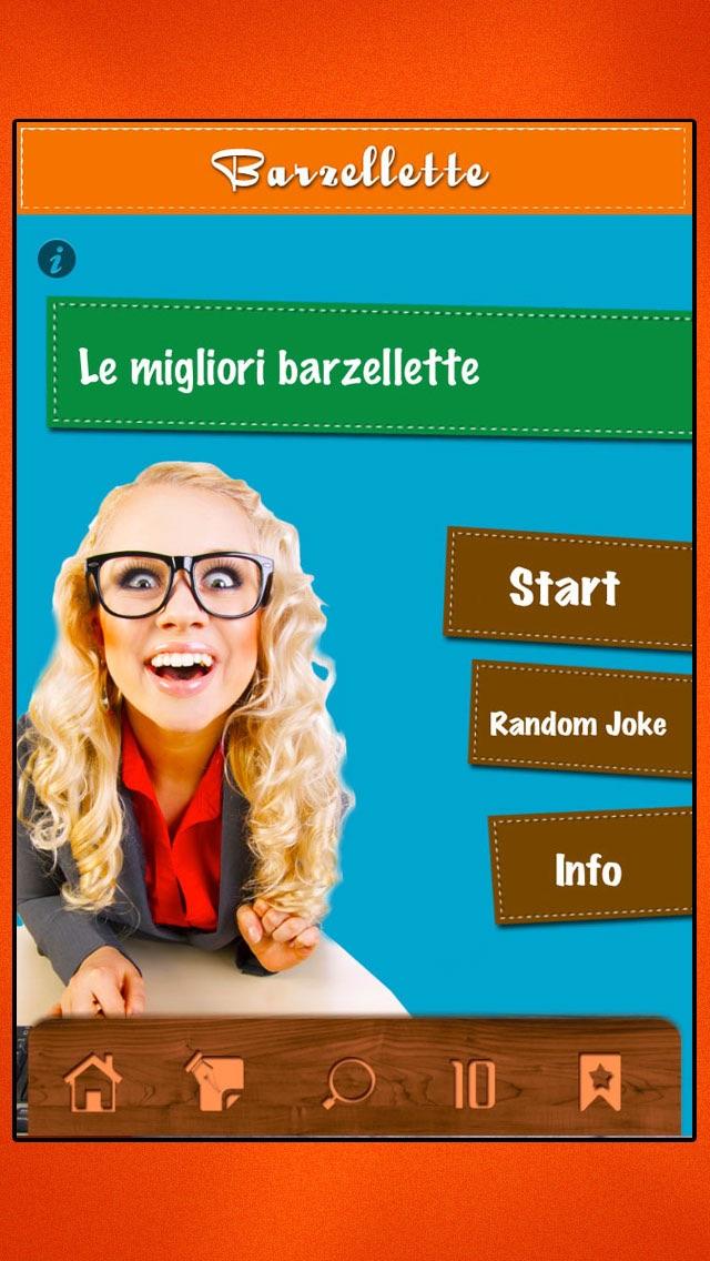 Screenshot of Barzelette - Domande e risposte per adulti3