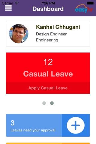 Easy HR screenshot 1