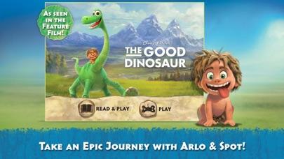 The Good Dinosaur: Storybook Deluxe【英語版】のおすすめ画像1
