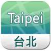 Taipei Offline Street Map (English+Chinese)-台北离线街道地图