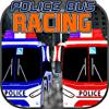 Free 3D Car Racing Games - Police Bus Racing artwork
