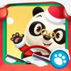 Dr. Pandas Weihnachts Bus