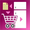 Shopping list Helper: Manage your shopping lists, recipes and fridge