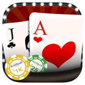 Blackjack Casino 2 - Double Down for 21 icon