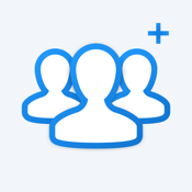 Followers + for Instagram - Follow Management Tool for iPhone, iPad, iPod icon