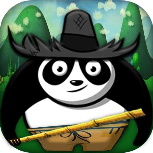 Ninja Panda Run iOS App
