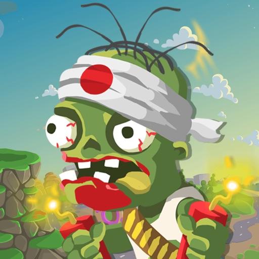 Zombies Revenge iOS App