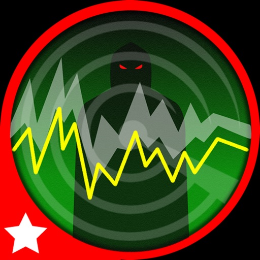 Ghost Detector Find Real Ghost - Ghosts Radar Finger Scan iOS App