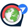 Pique Pro Localização Mapa Locator & Falso Mapa de Localização - Para Pokemon Go