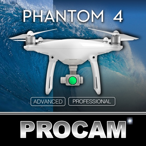 PROCAM for Phantom 4 Drone iOS App