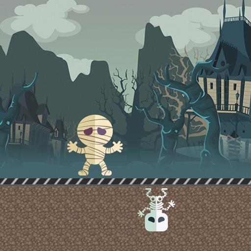 Jumpozy - Zombie Jump iOS App