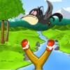 Slingshot Birds Shooting : A Flyer Sling Hunting Games