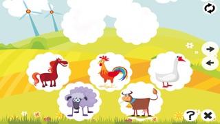 Screenshot of Animal Memorizzazione Bambini Gioco: Scopri il Pensiero Logico4