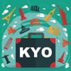 Kyoto (Japão) Mapa GPS Offline & guia de viagem Grátis