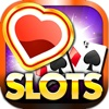 Vegas Heart's Slots & Casino - play lucky boardwalk favorites grand poker and more