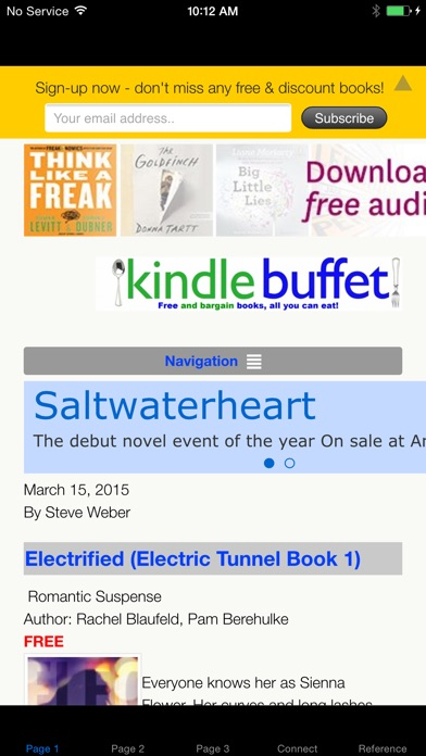 download Kindle Buffet - Daily Free & Discounted Books apps 2