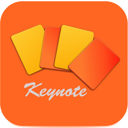 Templates for iWork-Keynote