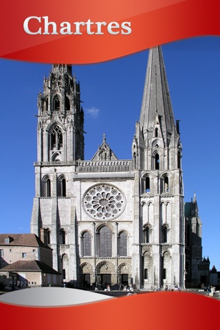 Chartres Offline Travel Guide screenshot 1