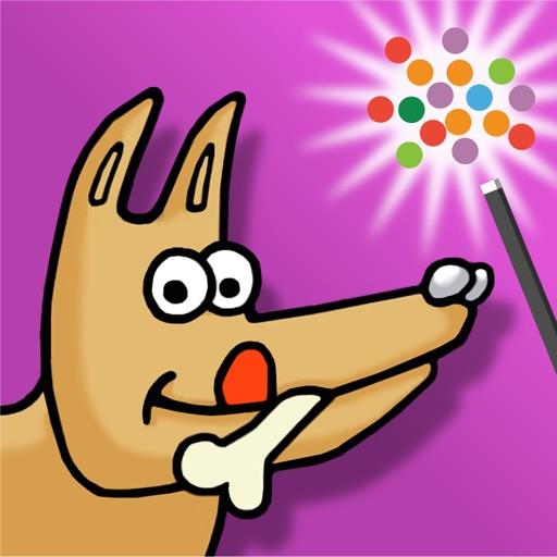 Ruff's Bone - interactive storybook in English and Spanish