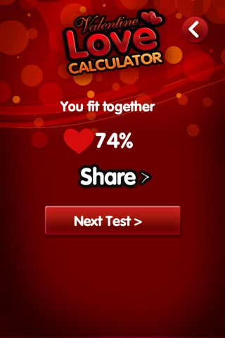 Super Love Calculator screenshot 3