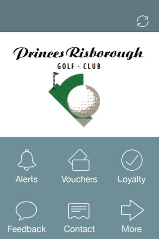 Princes Risborough Golf Club screenshot 1