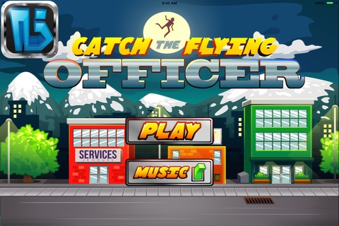 Catch The Flying Officer Lite screenshot 3