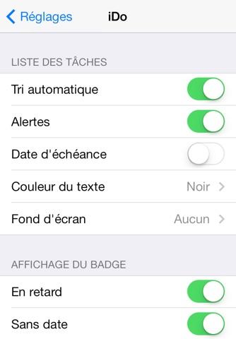 iDo screenshot 3