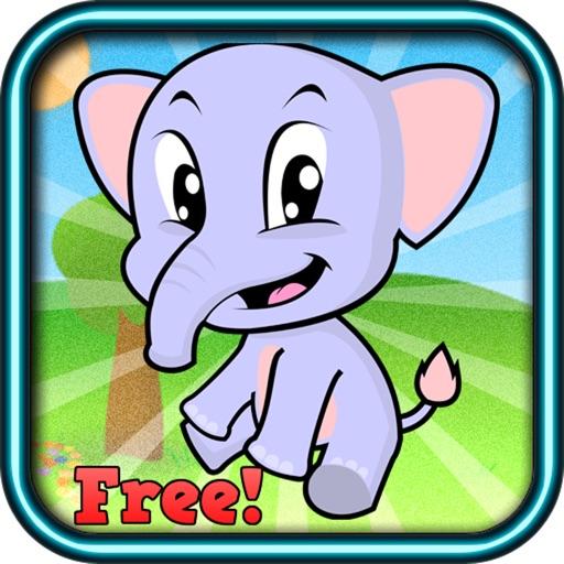 Elephant Games for Kids Free! iOS App