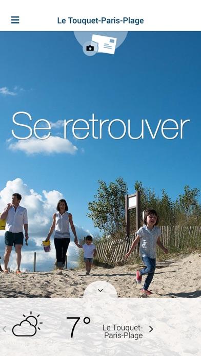 Le touquet paris plage dans l app store - Office du tourisme le touquet paris plage ...
