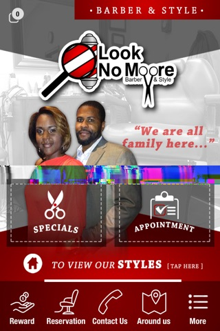 Look No Moore Barber and Style screenshot 1