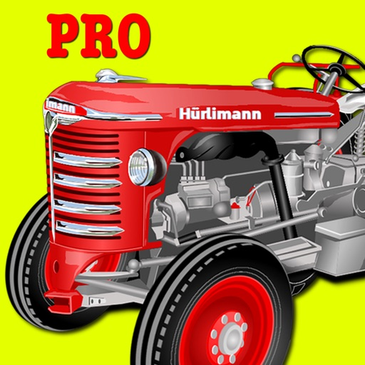 Tractor Jigsaw Puzzle Games for Kids and Preschool Toddler Learning Farm Tractors Car Trucks and Country Vehicles iOS App