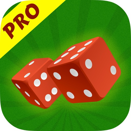 Yatzy Blitz PRO - Vintage Dice Game Icon