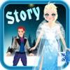 Mon Propre Petit Interactive Snow Princess Story Book Jeu Annonce App Gratuite