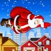 Flappy Santa Christmas Bird Flyer