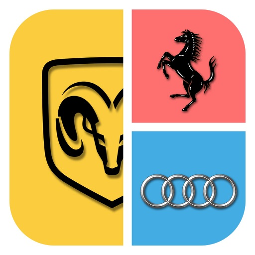 Aaa Trivia Quiz Game of Car Brand - Guess The Company Name of Top Cars by Checking The Logo at Picture iOS App