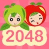 2048 Apple Pie - number puzzle game