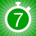 Супертренировка за 7 минут - 7 Minute Workout Challenge icon
