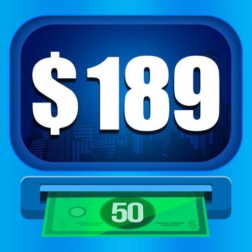 Withdraw Money Puzzle - BrainWars Math Game iOS App