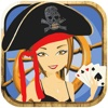 Plunder Pirates Paradise Treasure Cove Solitaire Legends Black Cards TD