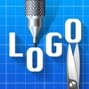 iOSの為のロゴデザイナー―プロフェッショナルなビジネスロゴかアイコンを作成
