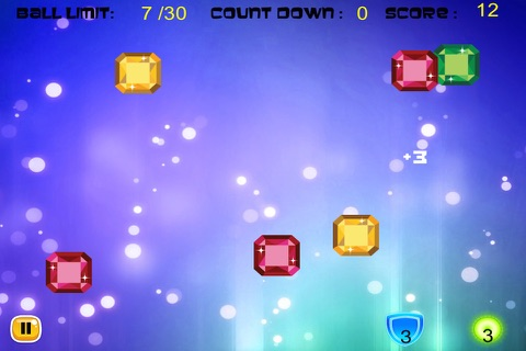 Glossy Gem Tap Frenzy - Precious Jewel Smasher LX screenshot 4