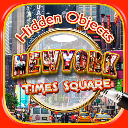 Hidden Objects New York Times Square