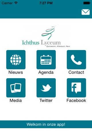 Ichthus Lyceum screenshot 1