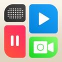 Clipstitch 照片 视频 拼贴 video and photo collage - 结合 多种 图片 视频 格 帧 - 邮寄 icon