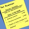 Sales Tax Scanner